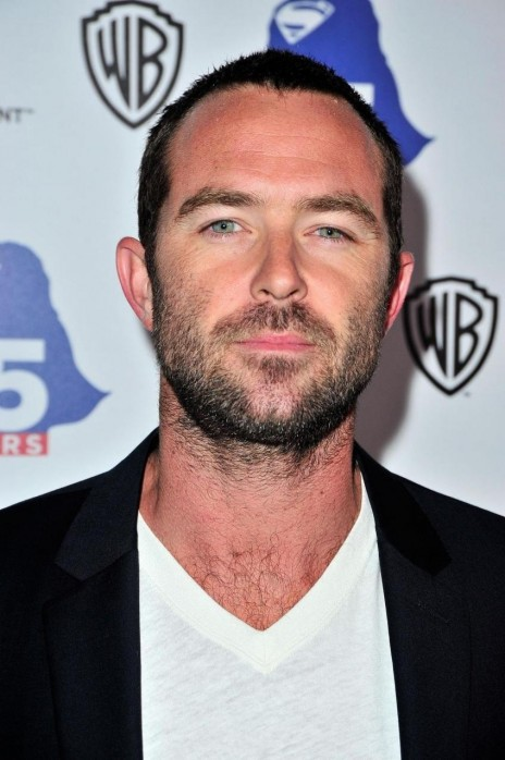 Sullivan Stapleton At Event Of Man Of Steel Eroul Sullivan Stapleton