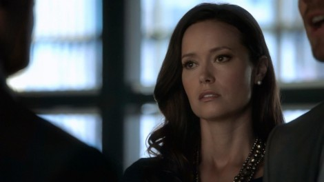 Arrow Who Do You Think Summer Glau Really Is Arrow