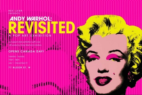 Andy Warhol Revisited Movie