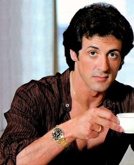 Sylvester Stallone Rolex Submariner
