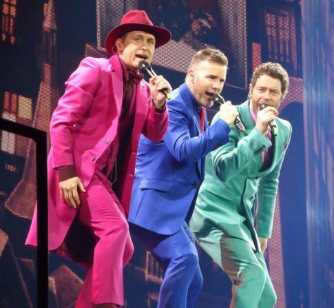 Take That Tour