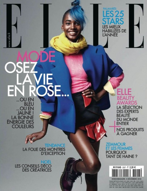 Snapshot Tami Williams By Takay For Elle France December