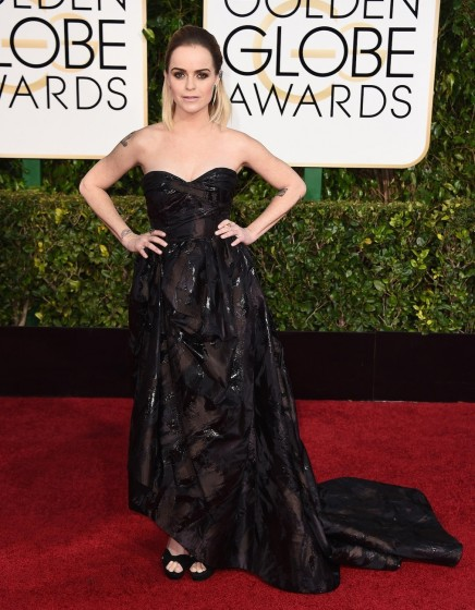 Taryn Manning Goldenglobes Article Story Large Taryn Manning