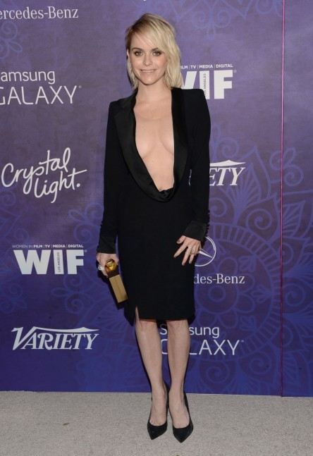 Taryn Manning Variety And Women In Film Emmy Nominee Celebration In West Hollywood Taryn Manning