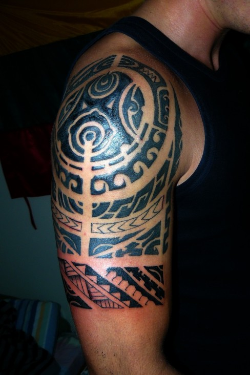 Polynesian Tattoo Designs Wallpaper