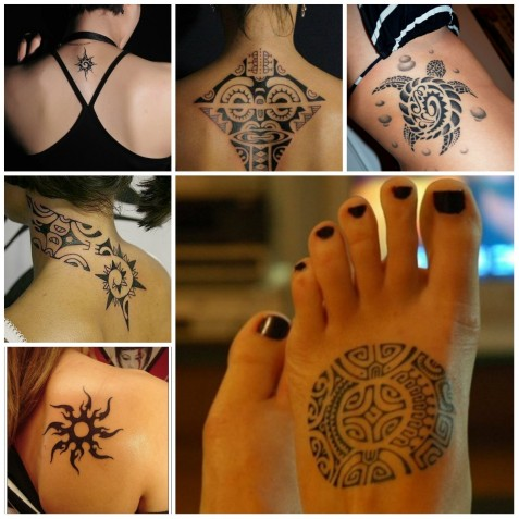 Tribal Tattoos For Women Tattoos