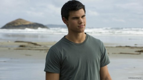 Taylor Lautner Body Wallpaper