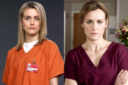 Taylor Schilling Orange Is The New Black Mercy Netflix Nbc Taylor Schilling