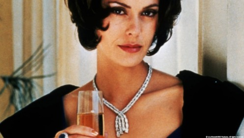 Bond Girls Tomorrow Never Dies Teri Hatcher Teri Hatcher