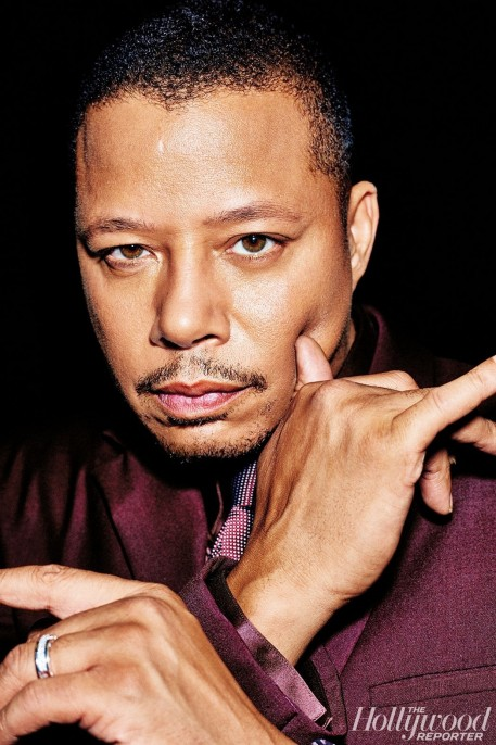 The Hollywood Reporter Empire On Fire Terrence Howard Empire Terrence Howard