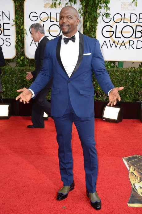 Terry Crews Golden Globes Young Ca Ac Image Young