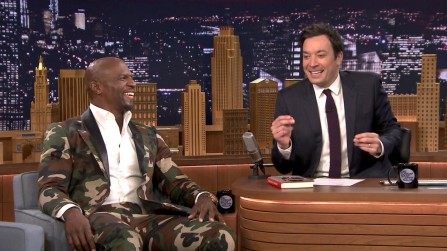 Terry Crews Is Grandfather Helping Men Not Terry Crews