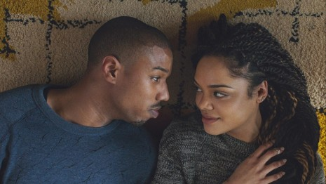 Still Of Michael Jordan And Tessa Thompson In Creed The Legacy Of Rocky Large Picture Tessa Thompson