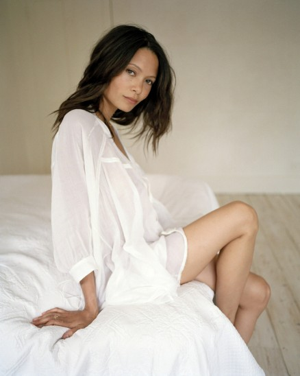 Thandie Newton Photoshoot Thandie Newton