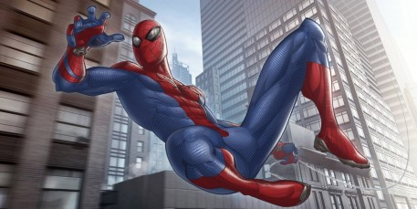 The Amazing Spider Man Art By Patrick Brown The Amazing Spider Man