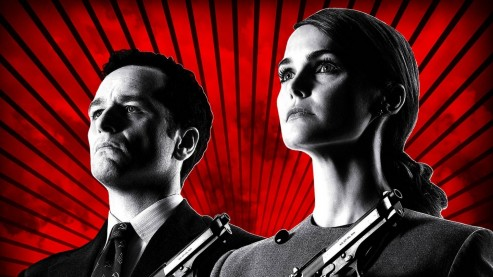 The Americans The Americans Poster