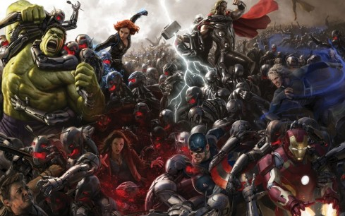 Avengers Age Of Ultron The Avengers