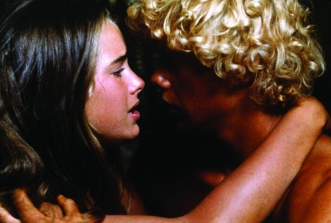 Still Of Brooke Shields And Christopher Atkins In The Blue Lagoon Large Picture The Blue Lagoon