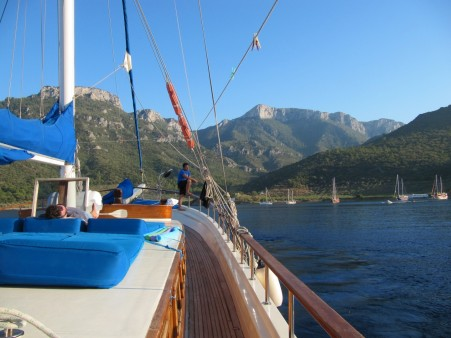 Yachting The Blue Voyage