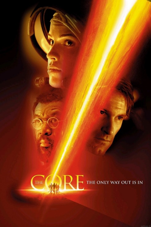 Full The Core Poster The Core