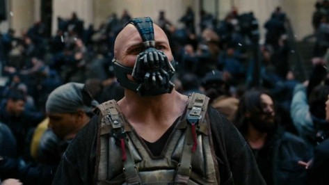 The Strange History Behind Bane Voice In The Dark Knight Rises The Dark Knight Rises