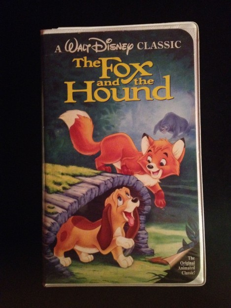 The Fox And The Hound Vhs Calssic Edition The Fox And The Hound