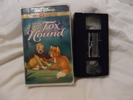Walt Disney The Fox And The Hound Vhs The Fox And The Hound