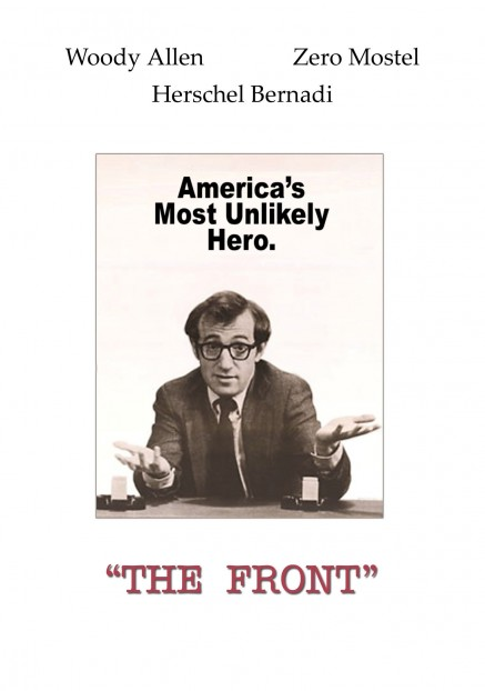 The Front Hollywood Movie Watch Online Movie