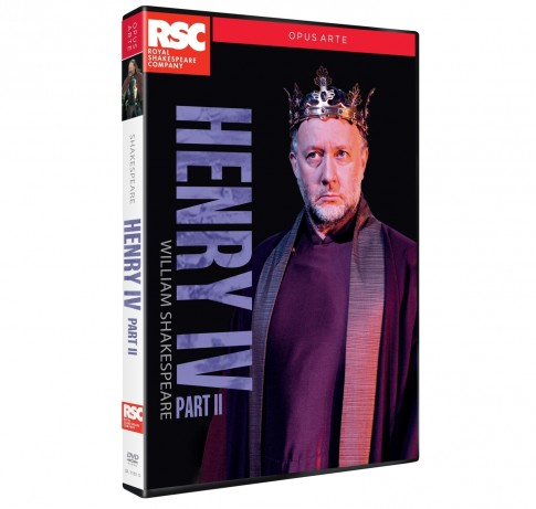Henry Iv Part Ii Discs Dvd Normal Movie