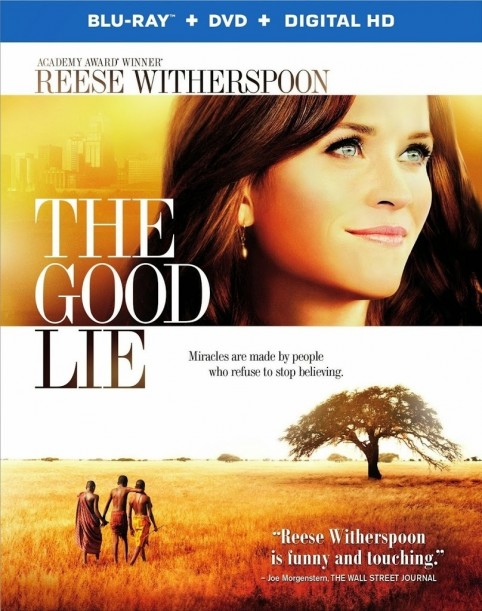The Good Lie Blu Ray Cover Movie