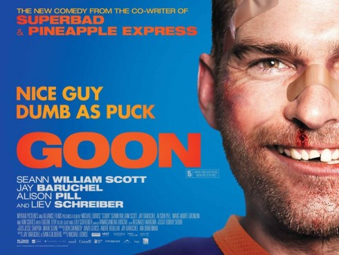 Gallery Movies Goon Poster The Goon