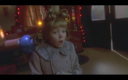 Grinch How The Grinch Stole Christmas Cindy Lou
