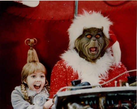 The Grinch How The Grinch Stole Christmas Cast