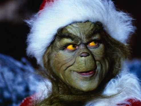 The Grinch Jim Carrey The Grinch