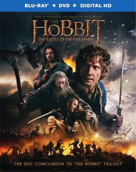 Front The Hobbit The Battle Of The Five Armies