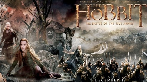 Ftk The Hobbit The Battle Of The Five Armies