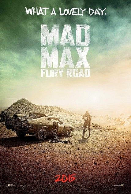Mad Max Fury Road Official Poster The Hobbit The Battle Of The Five Armies