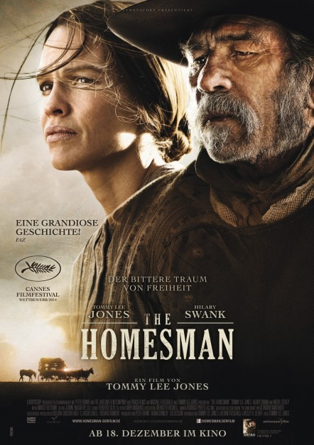 Poster Zoom The Homesman