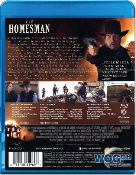 Rbr Thehomesman Dvd Cover