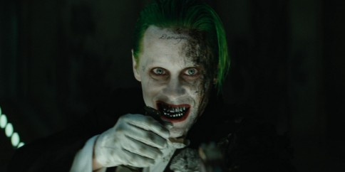 Jared Leto As The Joker In Suicide Squad The Joker