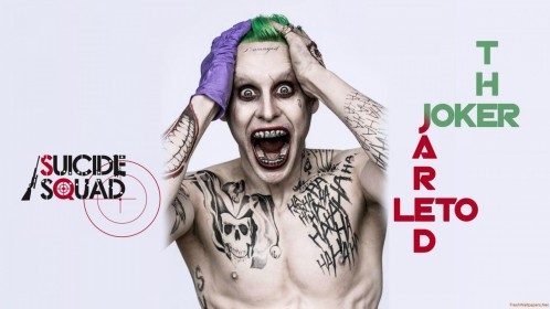 The Joker In Suicide Squad Movies