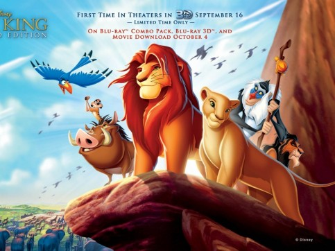 Lion King Poster The Lion King