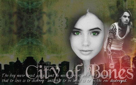 City Of Bones Wallpaper Mortal Instruments The Mortal Instruments City Of Bones