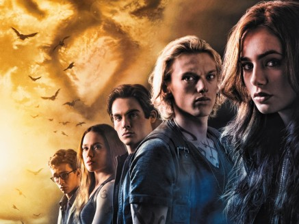 The Mortal Instruments City Of Bones