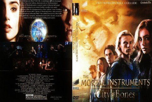The Mortal Instruments Custom