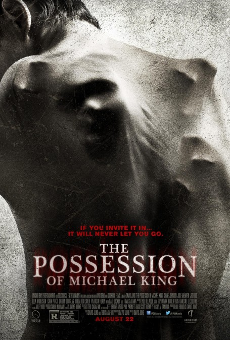 The Possession Of Michael King Dvd Cover