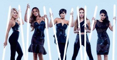 The Saturdays Not Giving Up The Saturdays