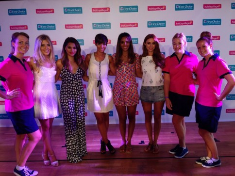 The Saturdays Pic The Saturdays