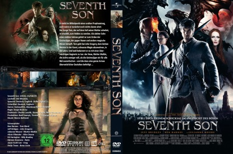 Seventh Son Cover  Movies
