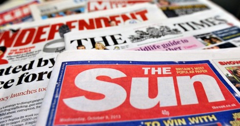 Gallery Daily Newspapers The Sun The Times The Sun
